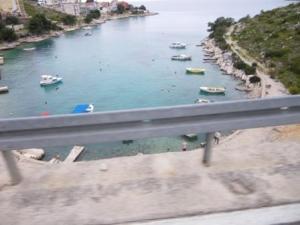 La costa de Croacia