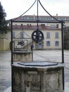 Zadar Plaza de los cinco pozos